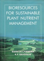 Bioresources For Sustainable Plant Nutrient Management
