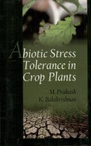 Abiotic Stress Tolerance In Crop Plants