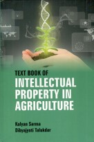 Textbook Of Intellectual Property In Agriculture