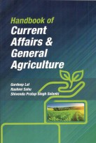 Handbook of Current Affairs & General Agriculture