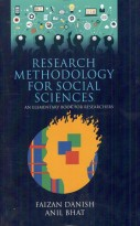 Research Methodology for Social Sciences An Elementry Book for Researchers